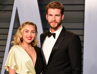 "Miley Cyrus Lets Everyone Know Liam Hemsworth Has A Good ""D**k"" Game"