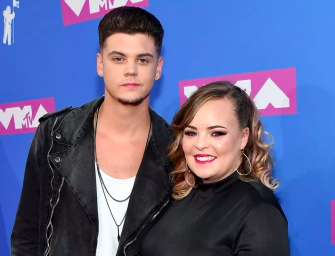 Teen Mom OG's Tyler Baltierra Responds To Angry Fans Who Claim He Doesn't Deserve Catelynn Lowell