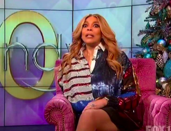 Wendy Williams Has Trouble Speaking During Show, Fans Worry That Something Is Seriously Wrong (VIDEO)