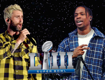 Travis Scott Will Reportedly Join Maroon 5 For Super Bowl Halftime Show In Atlanta