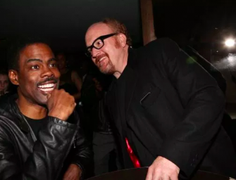 People Are Freaking Out Over An Old Clip Featuring Louis C.K., Chris Rock and Ricky Gervais Using The N-Word (VIDEO)