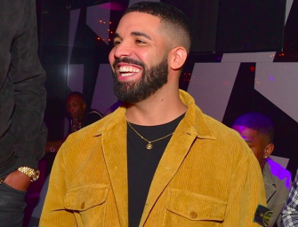 Drake Receives Super Cute Gift From His Son Adonis On Christmas Day, Check Out The Sweet Gift Inside!