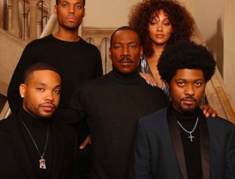 For The First Time Ever, Eddie Murphy Posts Photo Featuring All 10 Of His Children (PHOTO)