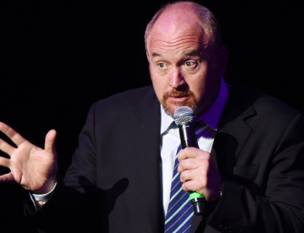 Louis C.K. Facing More Backlash After Making Fun Of Parkland Shooting Survivors (VIDEO)