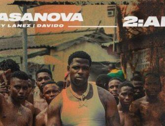 "NEW VIDEO: CASANOVA FT. TORY LANEZ & DAVIDO ""2AM"""