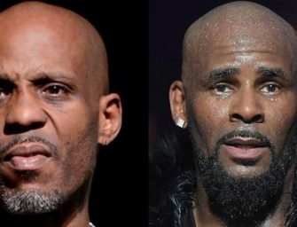 """DMX Was Always the Realest. In a 2009 Leaked Interview DMX  Calls R Kelly Out for Being with a Minor, """"When I see U, I'm gonna Spit in Your F**kin Face"""""""