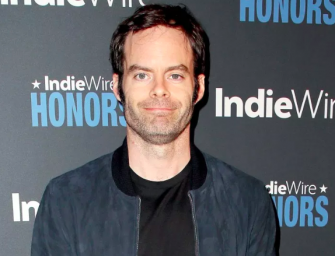 Bill Hader Cries During Interview After Revealing He Only Saw His Kids Five Days Last Summer