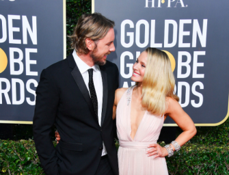 Kristen Bell Addresses Dax Shepard Affair Rumors During 2019 Golden Globes