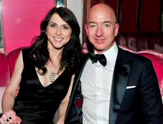 After 25 Years Of Marriage Jeff Bezos Is Divorcing His Wife, And There's Over $137 Billion To Split