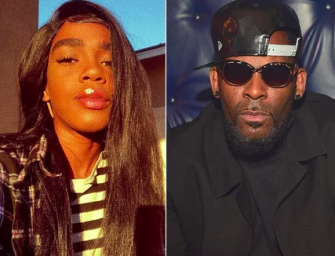 "R. Kelly's Daughter Finally Speaks Out Against Her Father, Calls Him A ""Monster"" And Says She Has No Relationship With Him"