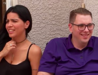 '90 Day Fiance' Couple Have Explosive Argument, Ends In A Bloody Mess With Cops Being Called (VIDEO)