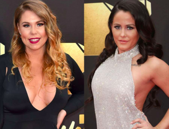 Jenelle Evans' Mom Barbara Gets Drunk With Jenelle And Threatens To Kill Kailyn Lowry