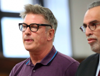 Alec Baldwin Pleads Guilty To Harassment Following Argument Over Parking Spot