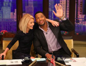 Michael Strahan Gets #Real About His Relationship With Kelly Ripa