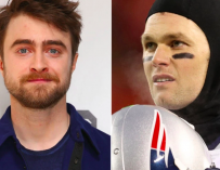 Daniel Radcliffe (Harry Potter) Slams Tom Brady, Tells Him To Take 'MAGA' Hat Out Of His Locker