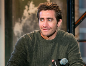 "Helpful Or A Douche? Jake Gyllenhaal Interrupts Filmmaker Dan Gilroy To Correct His Pronunciation Of ""Melancholy"" (VIDEO)"