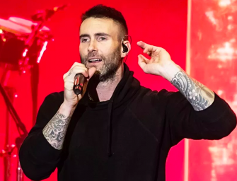 In An Extremely Rare Move, Maroon 5 Cancels Pre-Super Bowl Press Conference