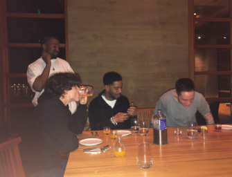 Kanye West, Pete Davidson And Timothee Chalamet Just Hung Out Together For This Person's Birthday