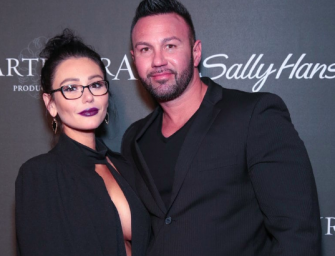 JWoww Puts Ex Roger Mathews On Blast, Claims He Was Emotionally And Physically Abusive