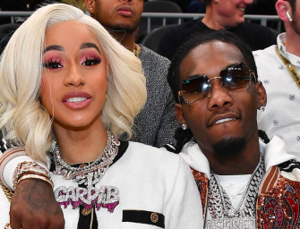 "NOOO! Cardi B Takes Offset Back Again After He Promises Her ""No More Groupies!"""