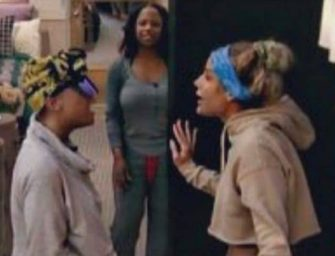 RUMORED: Lolo Jones Slaps Tamar Braxtons glasses off her face in the Celebrity BB House