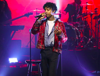 "What The Hell? 21 Savage Arrested By ICE For Being In The US Illegally: ""His Whole Public Persona Is False"""