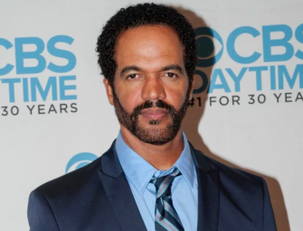 'Young and the Restless' Actor Kristoff St. John Dead At Age 52…Was It Suicide?