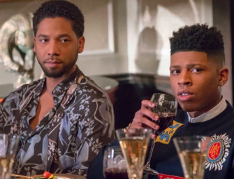 'Empire' Star Jussie Smollett Returns To Chicago, Police Want To Speak With Him Again