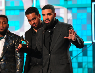 Drake Was Cut-Off Mid Speech During 2019 Grammys After Telling Everyone Awards Are Meaningless (VIDEO)