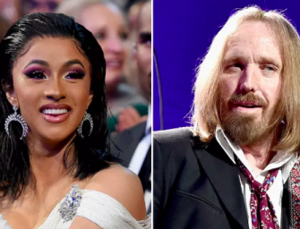 Lol, What? Cardi B Thanks Tom Petty For Sending Her Flowers At 2019 Grammys, Doesn't Seem To Realize He Died In 2017