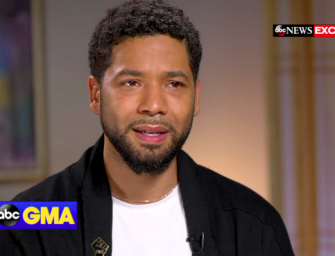 In First TV Interview Since The Attack, An Emotional Jussie Smollett Speaks Out And Slams People Who Think He's Lying (VIDEO)