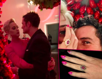 Katy Perry And Orlando Bloom Are Now Engaged, Actor Pops The Question On Valentine's Day (RING PHOTO)