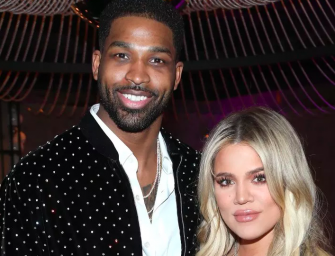 Khloe…KLOSE YOUR EYES! Tristan Thompson Seen Flirting With Multiple Girls On Valentine's Day