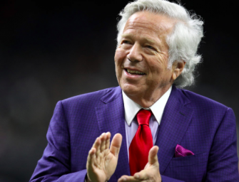 New England Patriots Owner Robert Kraft Has Warrant Out For His Arrest In Prostitution Sting