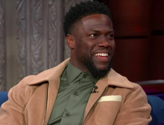What Did Kevin Hart Do During The Oscars Last Night? We Got The Answer! (VIDEO)