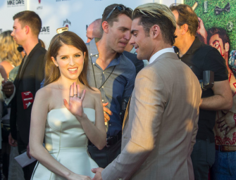 Zac Efron And Anna Kendrick Will Star In New Facebook Watch TV Show