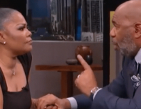Steve Harvey and Mo'Nique Get Real, Their Tense Conversation have Them Both Revealing Truths! (FULL VIDEO)