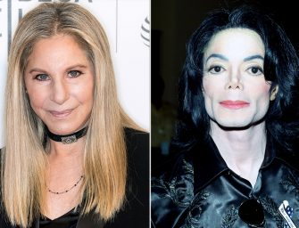 Oops! Barbara Streisand's Comments On Michael Jackson Spark Huge Backlash. She Clarifies and still has to Apologize