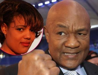 Wow! George Foreman's daughter found dead in her home.