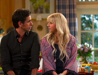 John Stamos Says Co-Star Jodie Sweetin Saved His Life After He Hit Rock Bottom In His Struggle With Alcohol