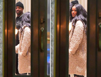 Tristan Thompson Is Having No Problem Moving On From Khloe Kardashian, Spotted With Mystery Chick For The Second Time
