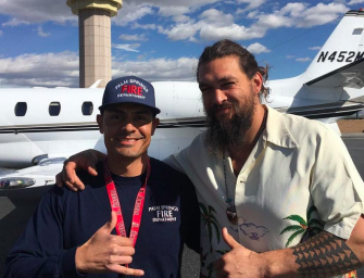 Jason Momoa's Scare In The Air: Private Jet Forced To Make Emergency Landing After Reported Engine Fire