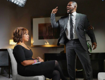 Gayle King Explains What She  Was Really Thinking When R. Kelly Freaked Out During Their Interview (VIDEO)