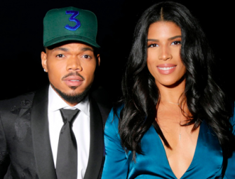 Chance the Rapper Marries First Love Kirsten Corley In Beautiful Wedding Ceremony, Get All The Details Inside!