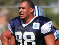 Dallas Cowboys' Defensive Captain Tyrone Crawford Shoves Two Cops In Bloody Bar Brawl