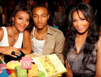 Bow Wow Tries To Make A Move On Angela Simmons, But Uh…IT DIDN'T WORK OUT!