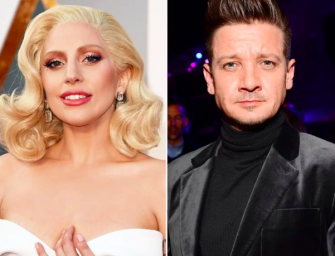 Strange Couple Alert? Are Lady Gaga And Jeremy Renner Dating? We Got The Details Inside!