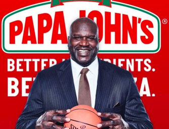 Shaq Is Joining Papa John's Board Of Directors After Former CEO's N-Word Scandal