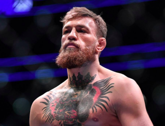 Conor McGregor Sends Mixed Signals By Announcing He's Retiring From MMA