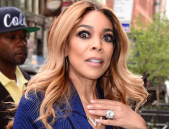 Wendy Williams Reportedly Rushed To Hospital After Going On A Drinking Binge Following Reports Of Her Husband's Mistress Giving Birth